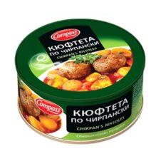 КЮФТЕТА ПО ЧИРПАНСКИ 300ГР КОМПАС /24/
